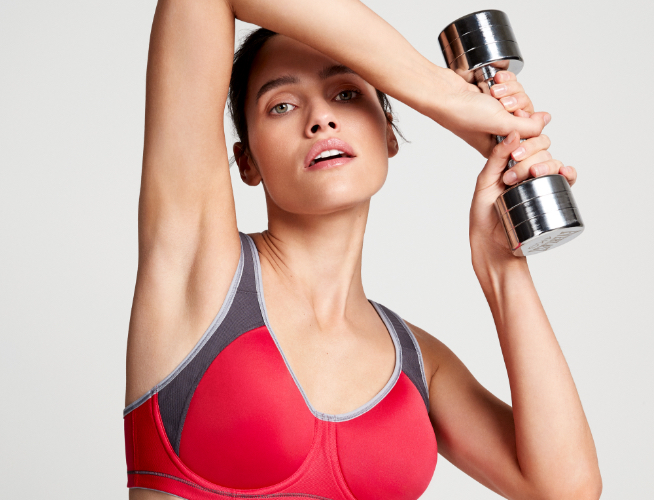 Everything you need to know about sports bras