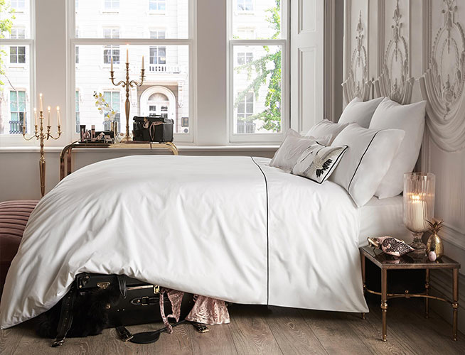 Must-have bed linen for autumn