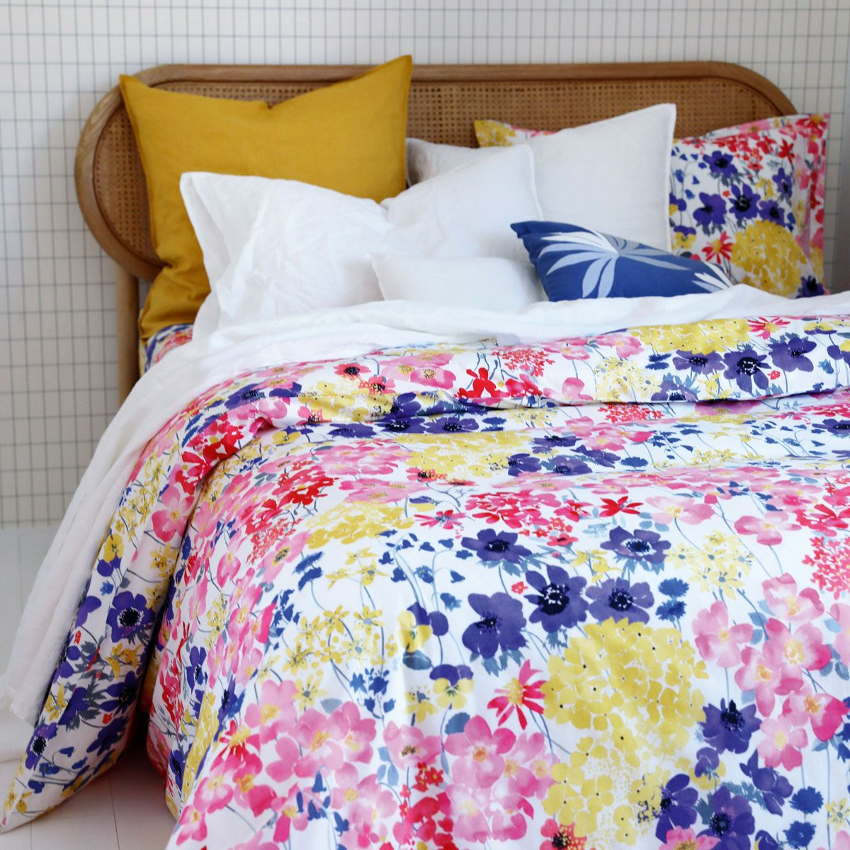 8 bed linen sets for spring