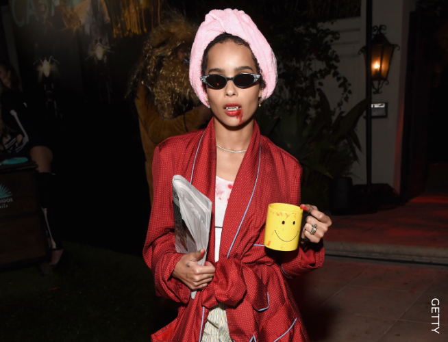 Celebrity Halloween costumes worth stealing