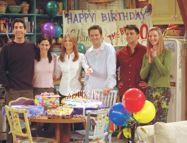 The Friends-inspired outfits we'd happily wear today