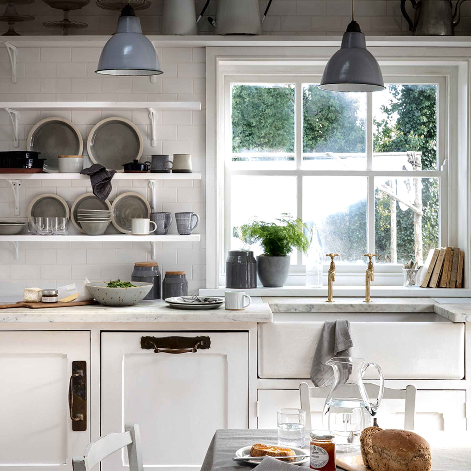 How to create a Scandi kitchen