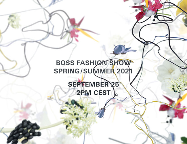 Watch BOSS SS21 Fashion Show Live