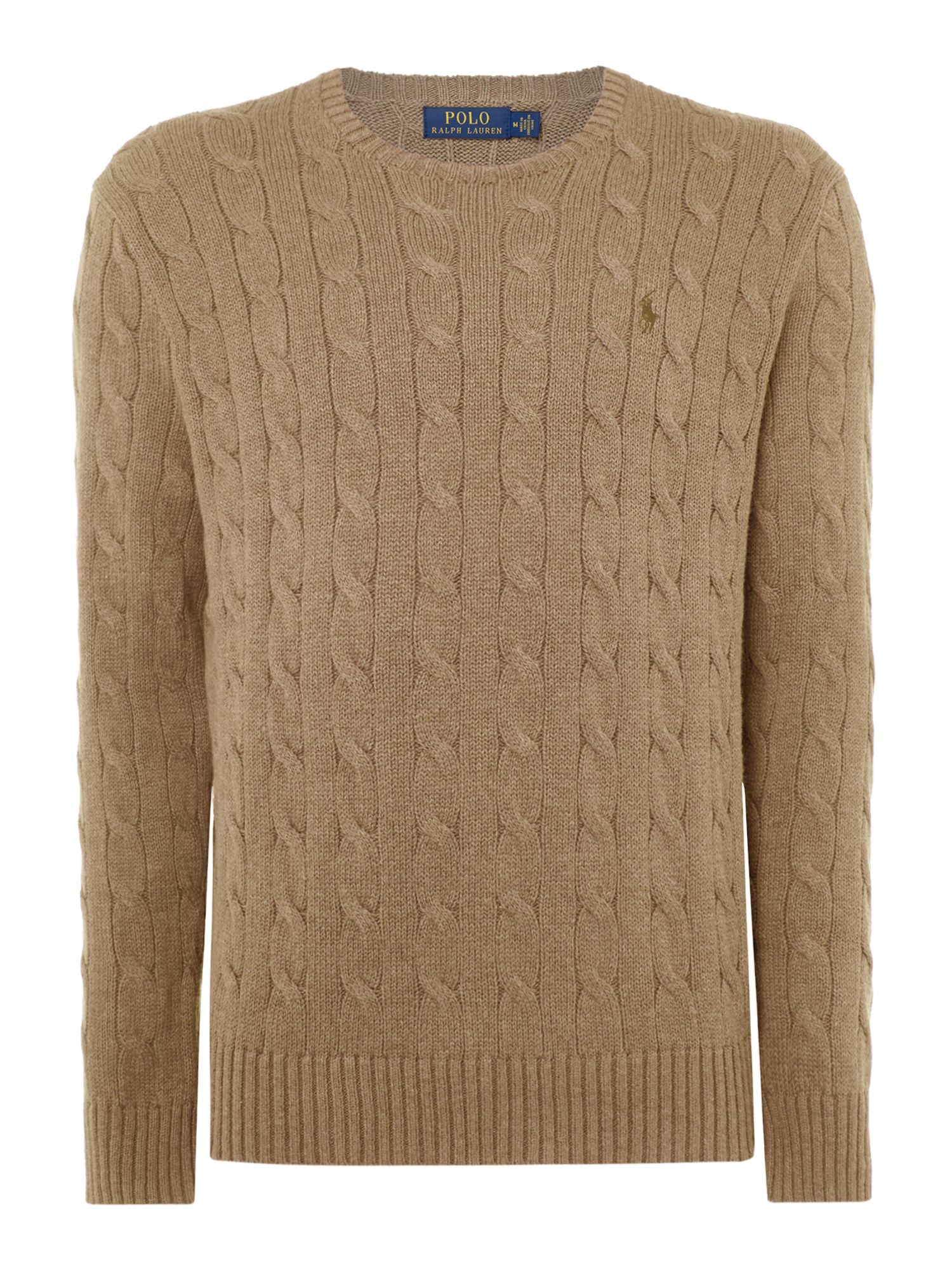 Polo Ralph Lauren Classic Cotton Cable Knit