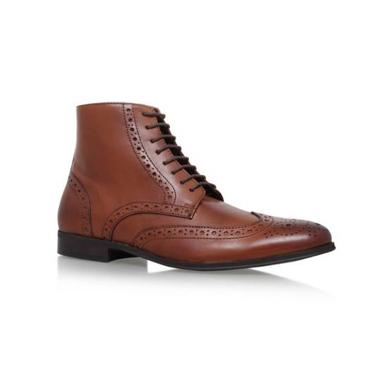Ted Baker Miylan 3 Burnished Brogue Boots