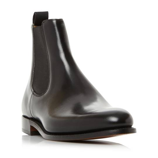 PS By Paul Smith Gerald Chisel Toe Formal Chelsea Boots