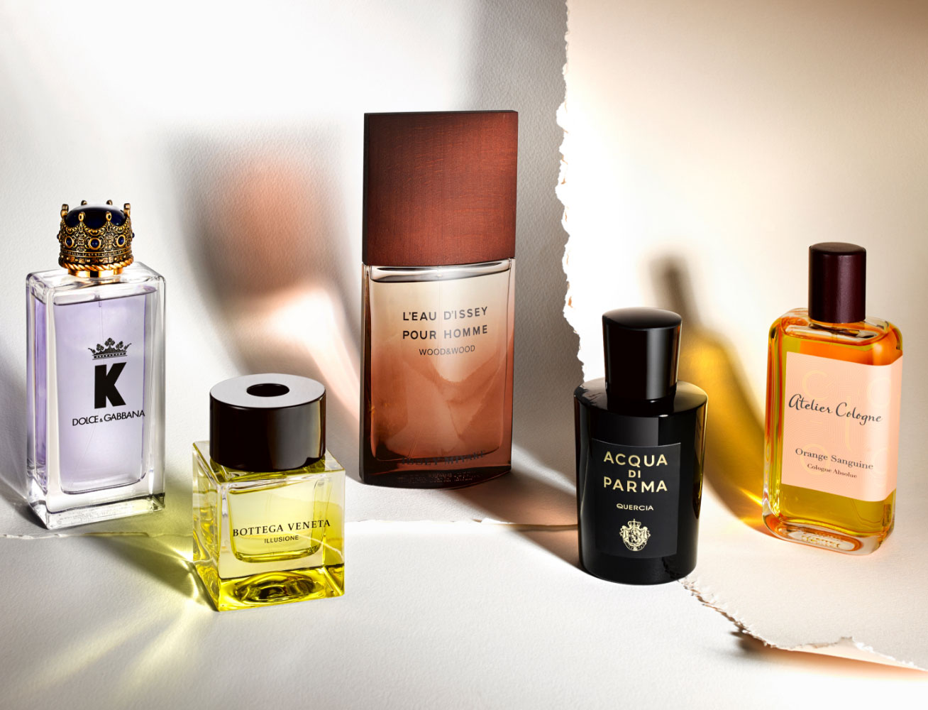 The best scents for men this winter