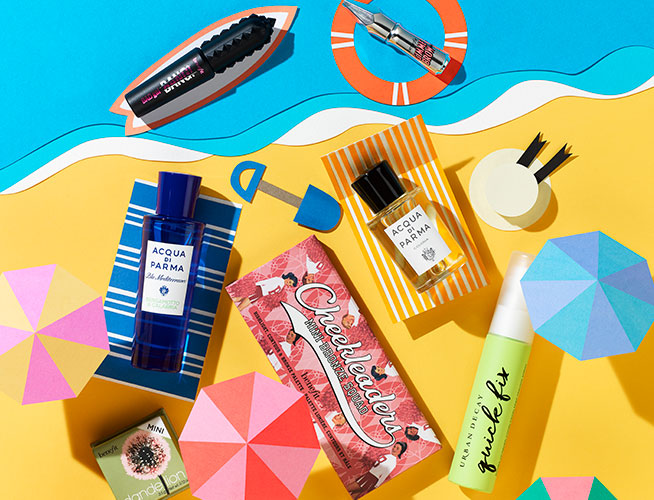 Travel minis to squeeze into your luggage