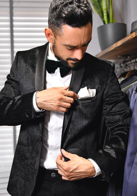 The gent's guide to New Year's Eve party dressing
