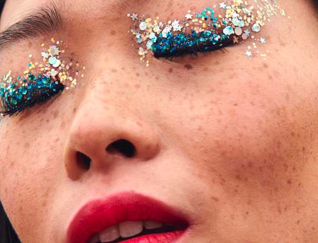 Festival makeup ideas