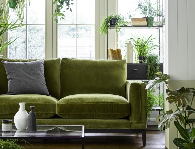 5 simple ways to decorate with greenery