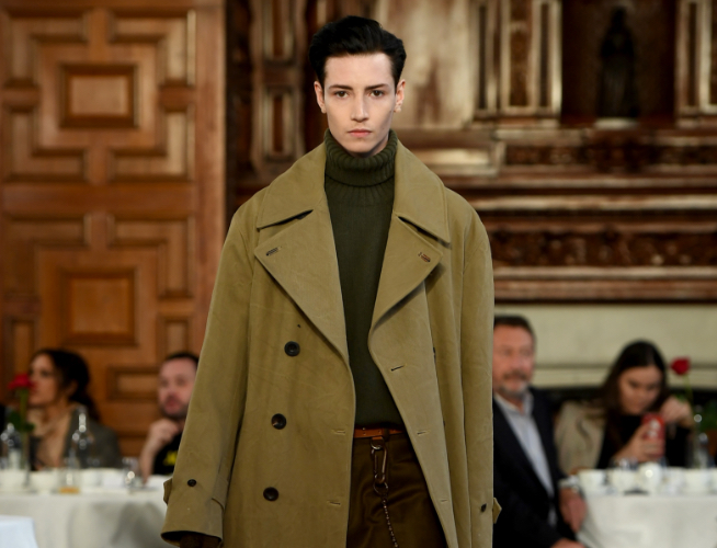 The Matrix, Peaky Blinders, Paddington… the unlikely influences on menswear this autumn