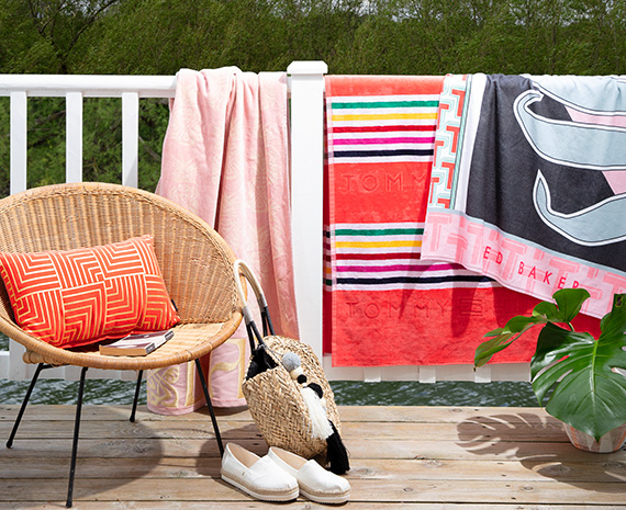 The best beach towels for basking on