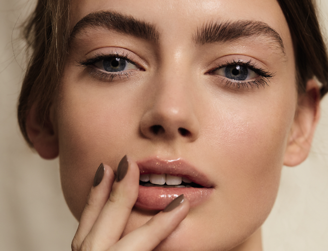'Tis the season to experiment with a glossy lip