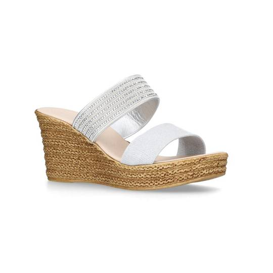 Carvela Comfort Sybil High Wedge Heel