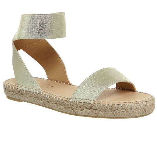 Office, South beach elastic espadrilles