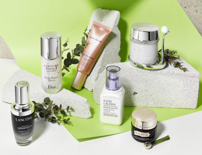 Skincare to banish fatigue